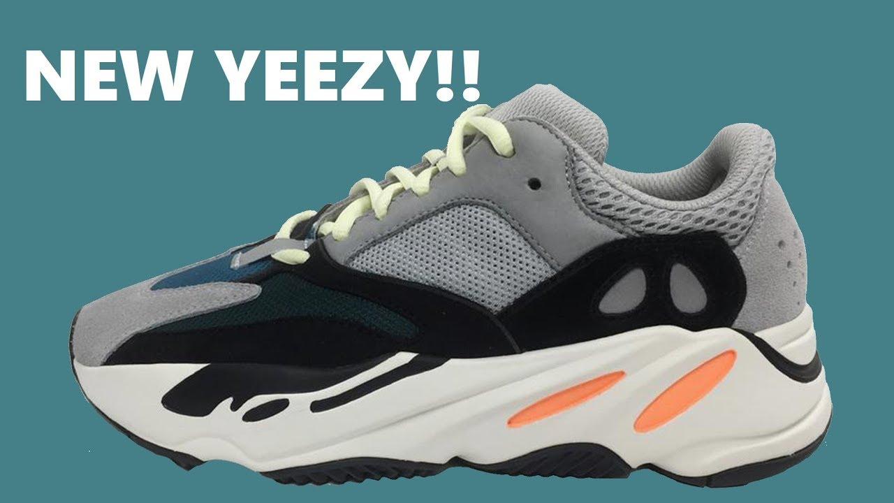 the best attitude b24e3 40f2e Yeezy 700 Runner | First Look | Reaction | Yeezy Calabasas