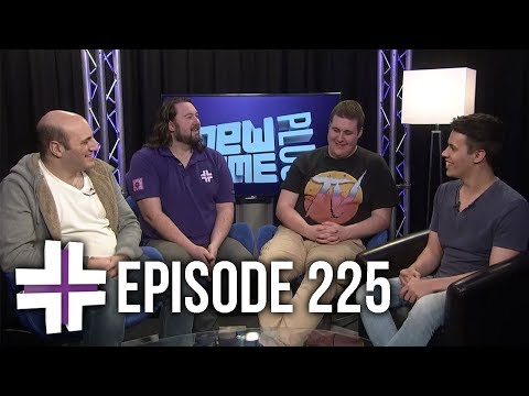 Gaming News, Agents of Mayhem and more! New Game Plus EPISODE 225!
