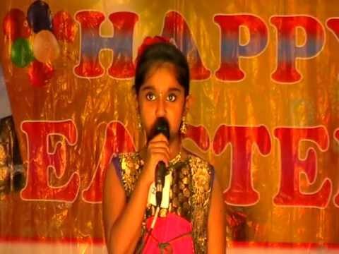 Stephy Raymond -  Elocution - '' Kerala - Gods Own Country ''
