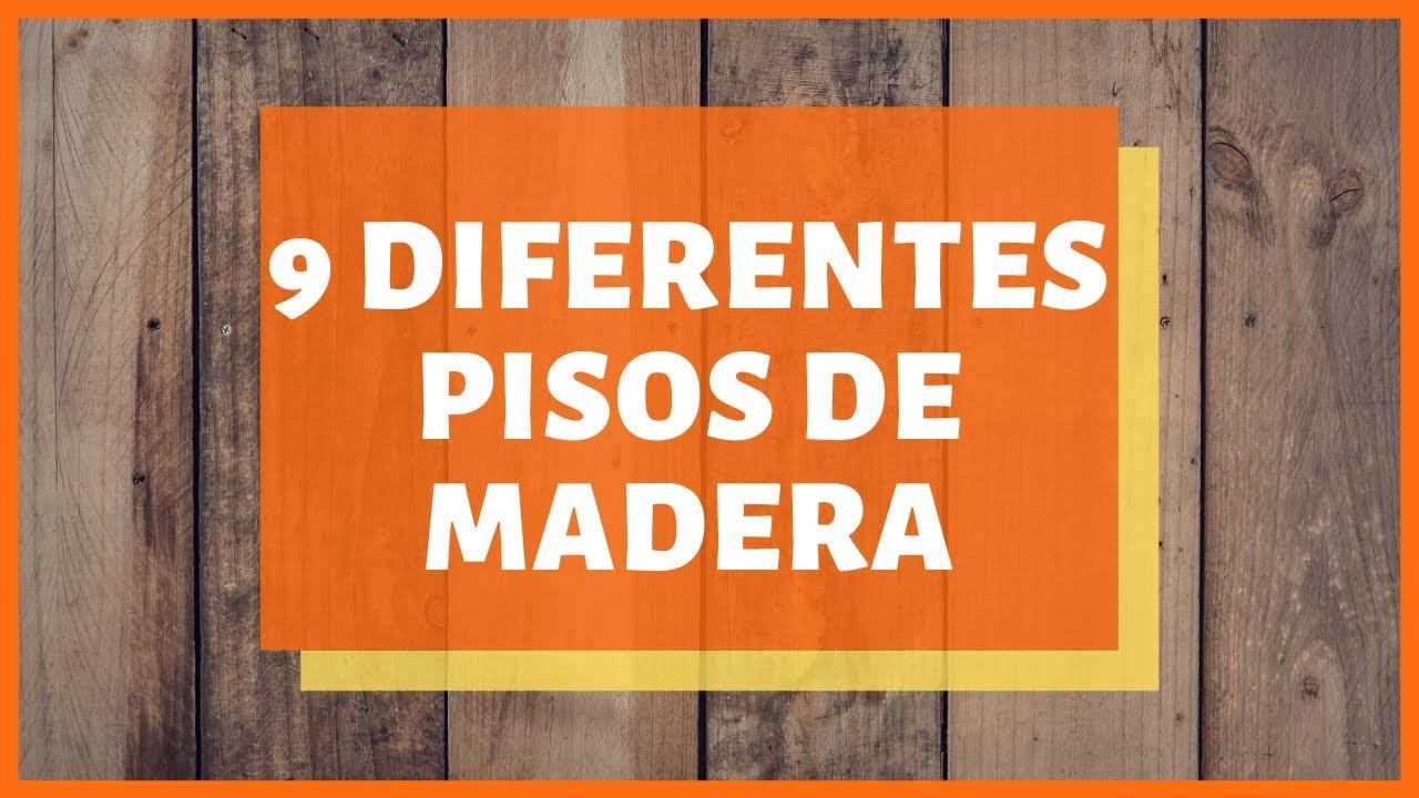 9 Diferentes Pisos de Madera para tu casa, oficina o apartamento