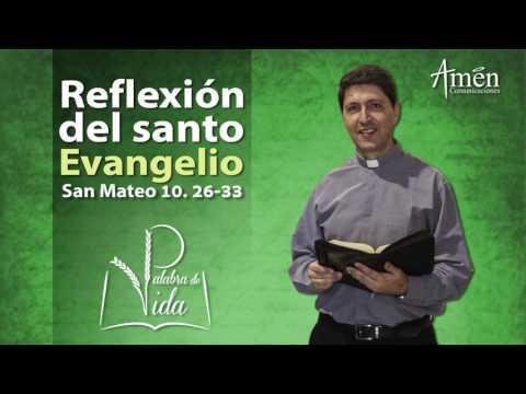 PALABRA DE VIDA 25 de Junio 2017 l Padre Carlos Yepes [OFICIAL]