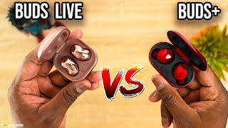 Galaxy Buds Live vs Galaxy Buds Plus | Which should you buy!