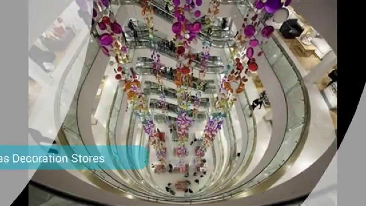 Amazing Christmas Decoration Stores YouTube