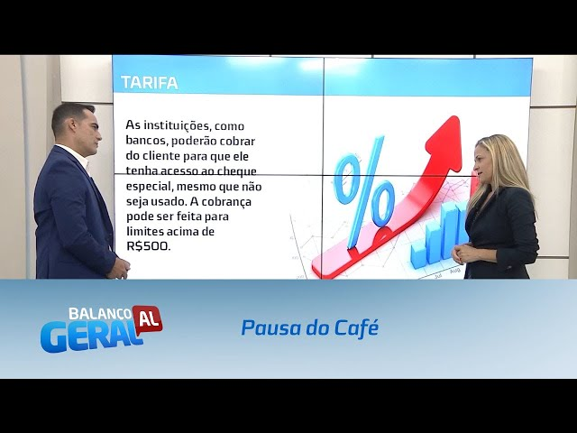 Pausa do Café: Entenda as mudanças no cheque especial