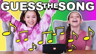 TEENS GUESS THAT SONG CHALLENGE (REACT)