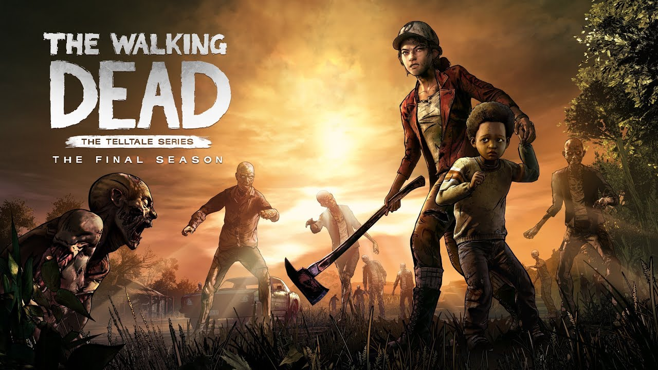 Telltale\'s The Walking Dead: Season 4 IOS/ANDROID Final Season ...
