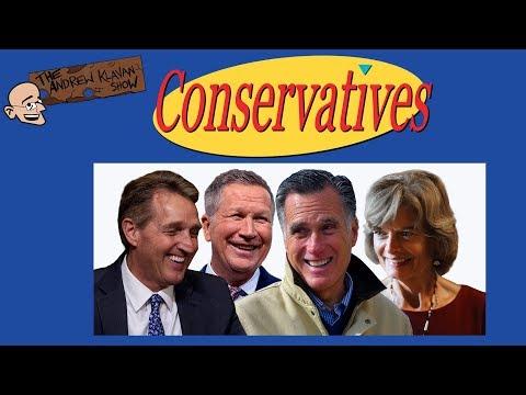 Seinfeld Conservatism   The Andrew Klavan Show Ep. 634