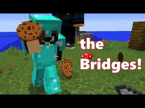 MINECRAFT MONDAY EP155 | CHAUDREY BAKERY BRIDGES | GAMER CHAD & RADIOJH GAMES