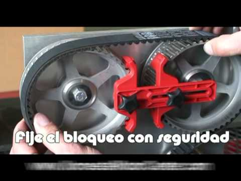 Bloqueo Poleas Distribuci 243 N Mpg Youtube