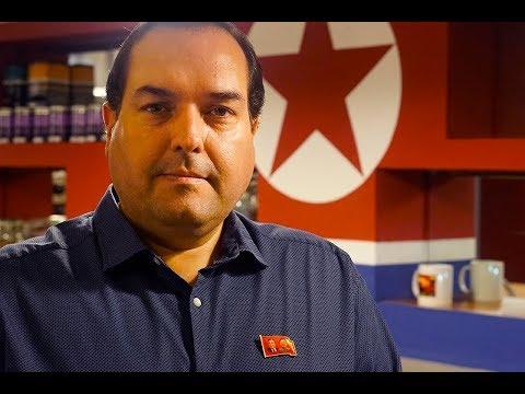 Gran exclusiva: entrevista a Alejandro Cao de Benós, delegado especial de Corea del Norte