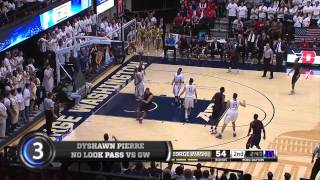 Dayton Men's Basketball: 2014-15 Top 10 Plays