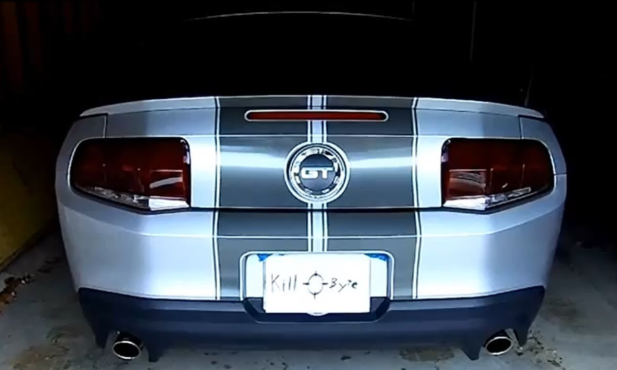 Raxiom Smoked Tail Lights How To Intall On 2011 Ford