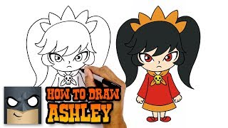 How to Draw Ashley | Super Mario | Awesome Step-by-Step Tutorial