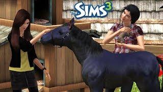 The Sims 3 I Wyzwanie Farmera #17 - Metamorfoza Bożenki i nauka jazdy ✂️