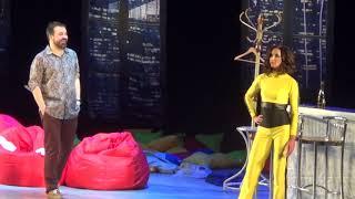 Смотреть Антон Лирник и Ольга Бузова играют в Казани онлайн