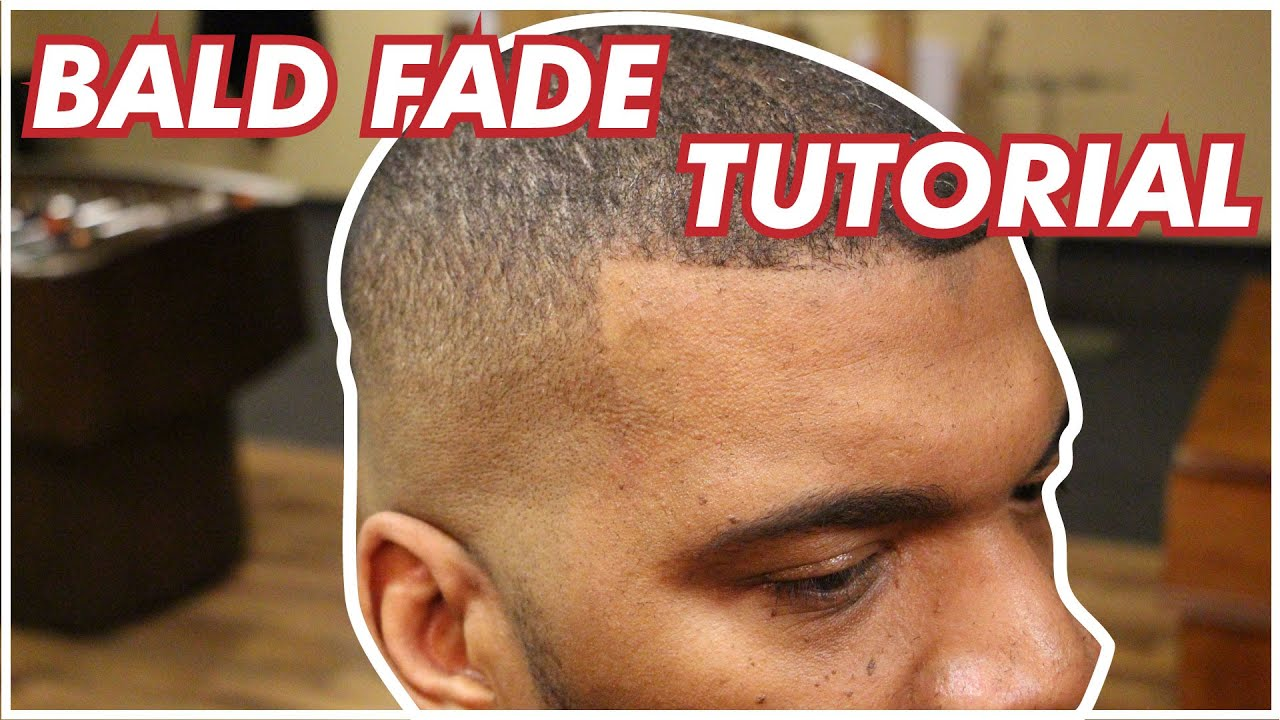 Best Bald Fade Haircut Tutorial Step By Step Techniques How To