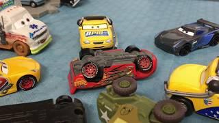 Cars 3 Random Adventures: McQueen Crashes Again