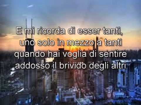 Raf come una favola con testo youtube music lyrics - La finestra testo negramaro ...