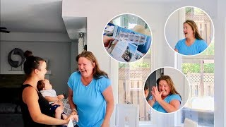 Surprising My Mom With A Cruise Vacation | BEST REACTION