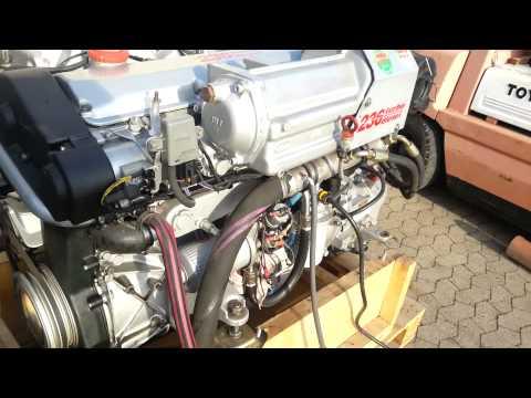 Steyr 236 Marine Diesel Engine
