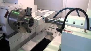 Jagura Internal Grinding Machine Video