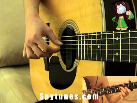 Empire State Of Mind Fingerstyle Guitar Lesson Youtube