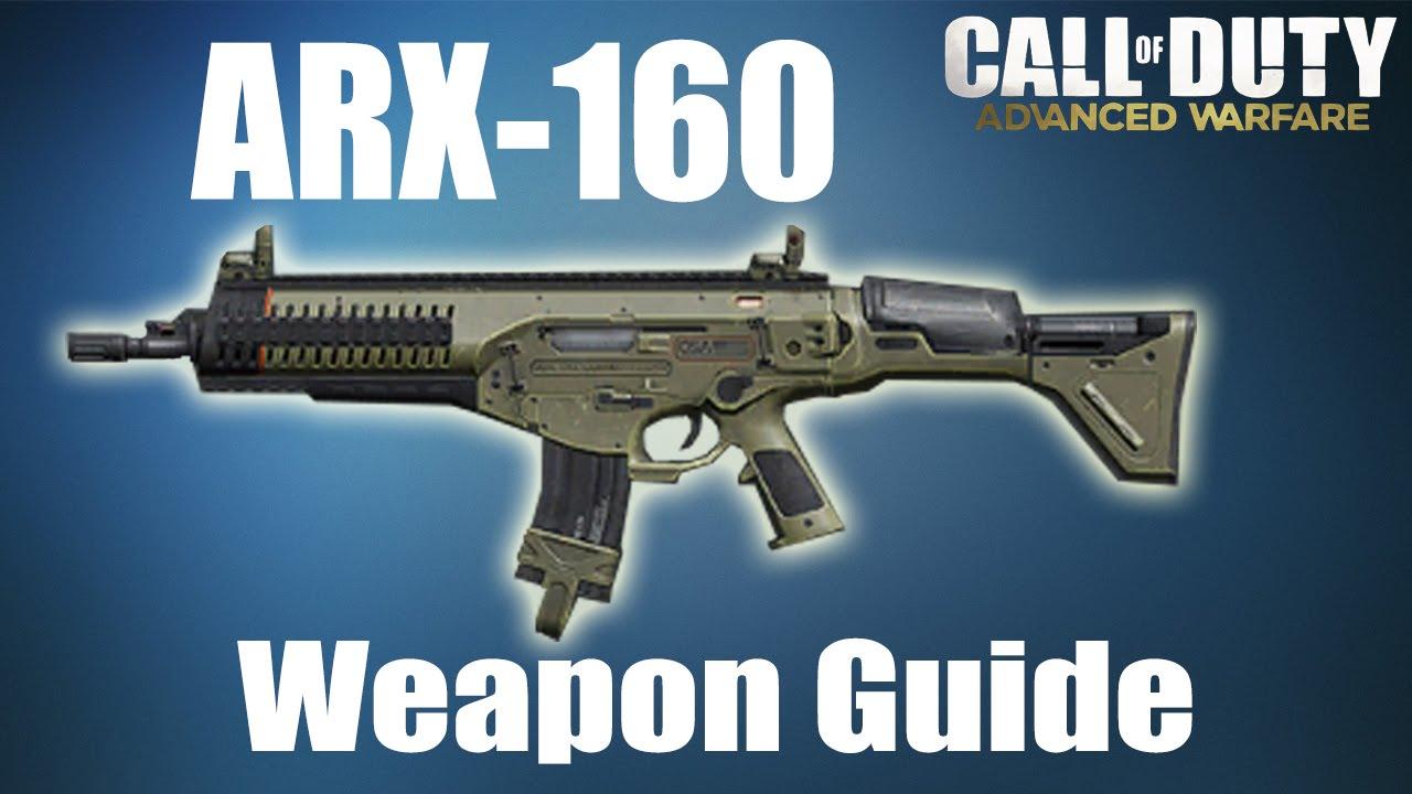 Weapon guide gun breakdown classes amp review advanced warfare