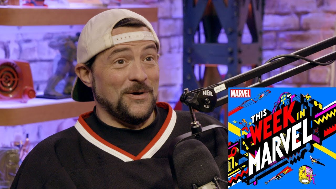 Kevin Smith Isn't Afraid to Die | This Week in Marvel podcast