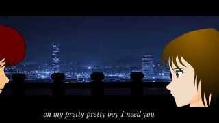 Oh my pretty pretty boy I Love you....