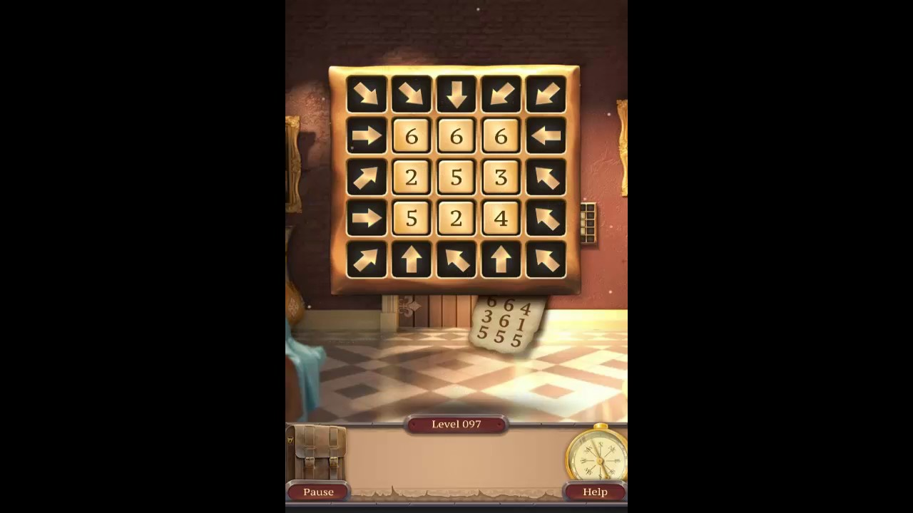 100 Doors Challenge 2 Level 97 Walkthrough Youtube