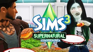 THE SIMS 3: SUPERNATURAL | [S2] PART 14 - A Second Chance
