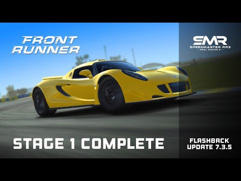 Real Racing 3 Front Runner Stage 1 Complete Upgrades 0000000