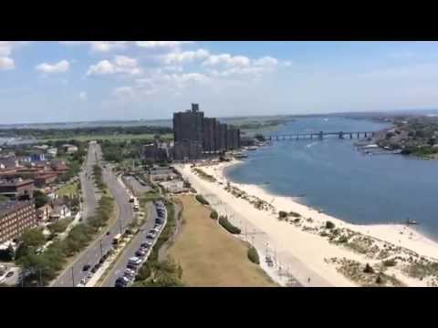 Rockaway Beach Time New York Atlantic Ocean/ Love Travel
