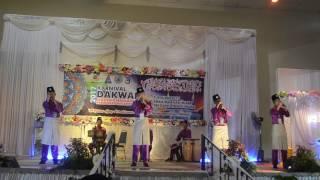 NAIB JOHAN | KDSS PERINGKAT NEGERI JOHOR 2017 | CALIPH@DSE | BATU PAHAT