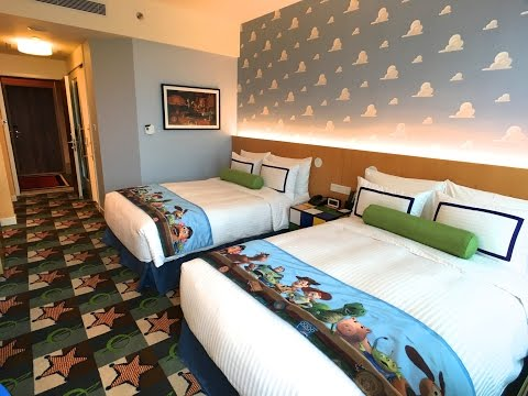 None - There's Now A Toy Story Inspired Hotel