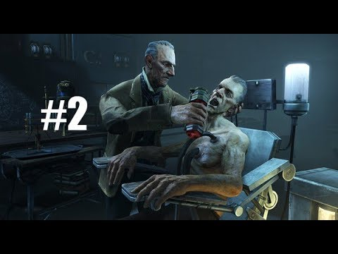 Dishonored The Brigmore Witches. #2. ( Ткацкий квартал и ведьмы. ).