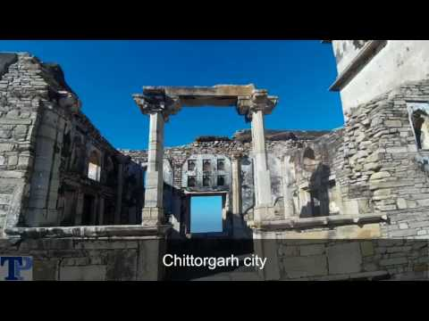Chittor fort (Chittorgarh) - Part 1  - #IncredibleIndia