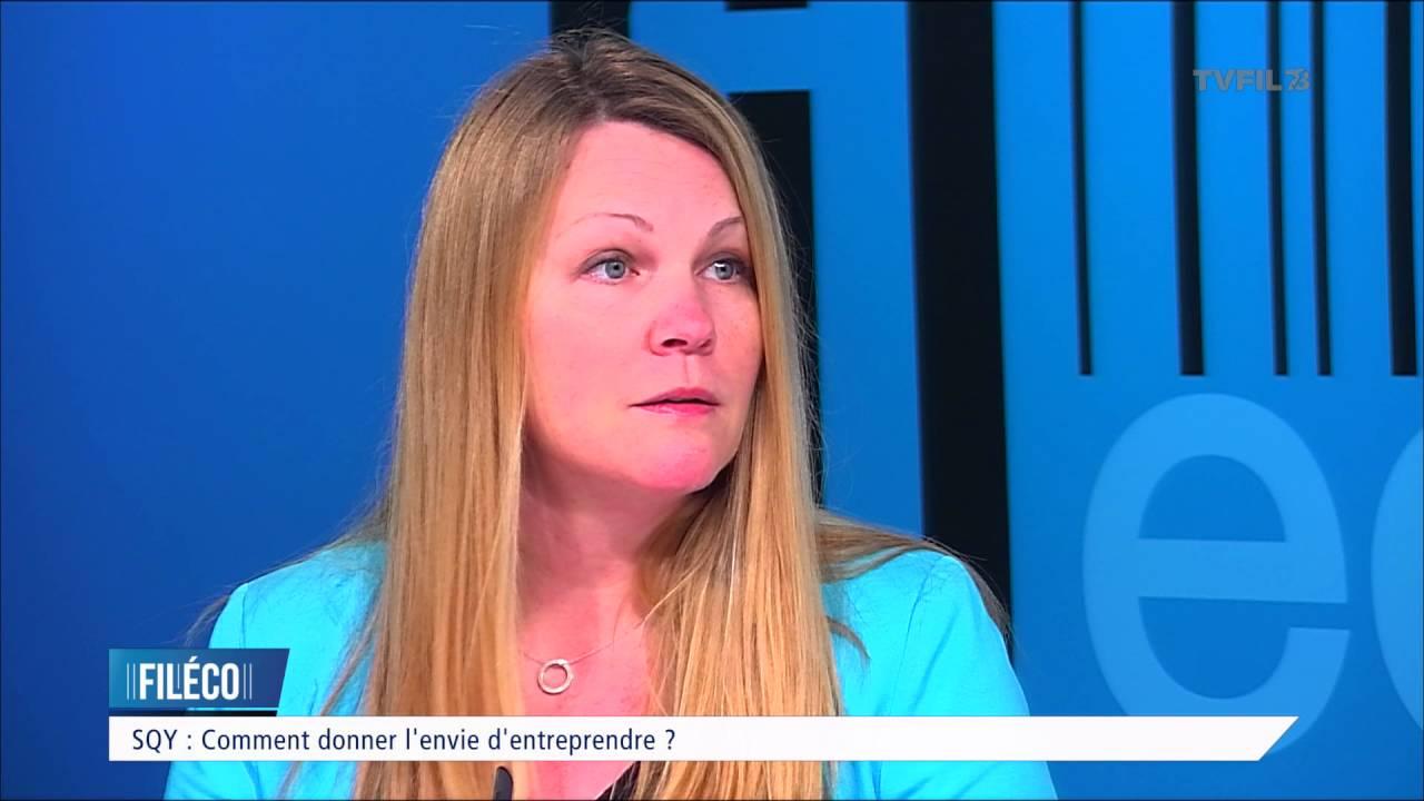 Fil-Eco – Entreprendre : comment lancer son entreprise à Saint-Quentin-en-Yvelines ?