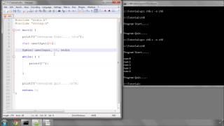 Beginning C Programming - Part 8 - User Input with fgets() and strncmp()