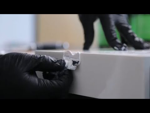 Neolith® Innovation  Ollin Stone  The art of chip repairs