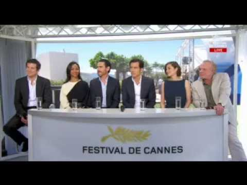 """Interview of """"BLOOD TIES"""" by Guillaume CANET"""