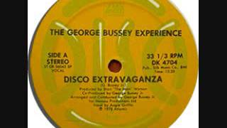 """DISC SPOTLIGHT: """"Disco Extravaganza"""" by The George Bussey Experience (1978)"""