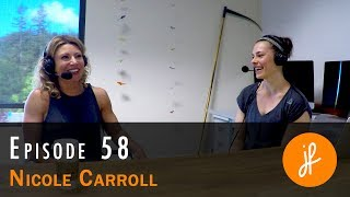 Nicole Carroll on the Early Days and Preserving the Culture of CrossFit - PH58