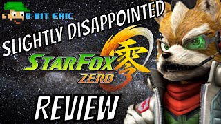 SLIGHTLY DISAPPOINTED WITH STAR FOX ZERO. – (Wii U) Review | 8-Bit Eric