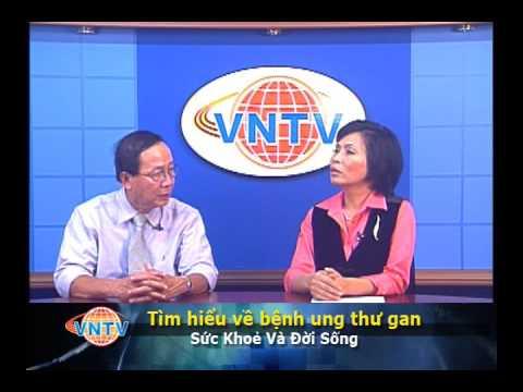Nguyên nhân của bệnh ung thư gan VNTV