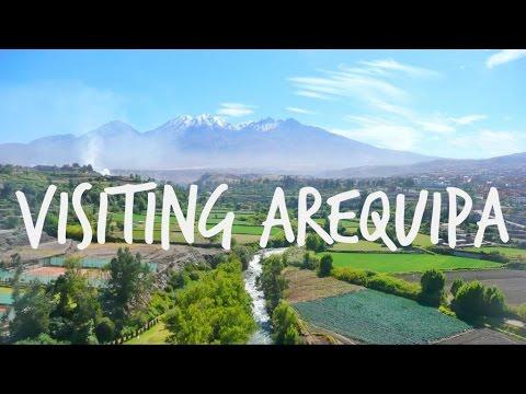 Visiting Arequipa, Peru // Арекипа, Перу
