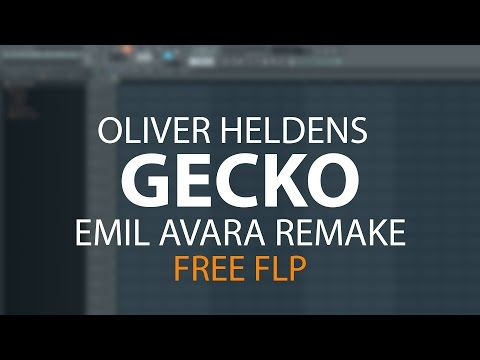 Oliver Heldens - Gecko (FL Studio Remake + FLP)