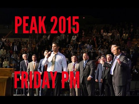 PEAK 2015 Friday PM Nathaniel Urshan