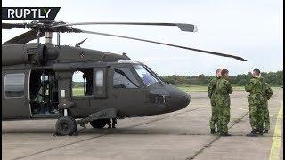 В Швеции начались крупнейшие за 20 лет военные учения Aurora 17