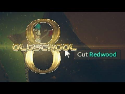 OLDSCHOOL 8 - My Giant Redwood Adventure.